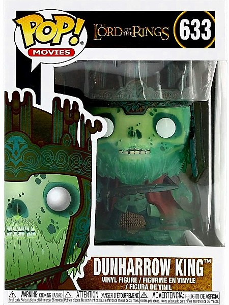 Funko POP #633 The Lord of the Rings Dunharrow King Figure